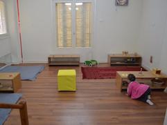 Montessori Nido (babies program) - Nile River Montessori School and Nursery - Egypt