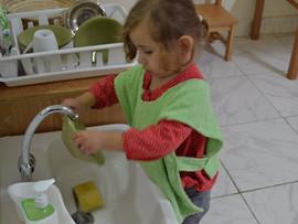 Montessori Casetta (toddlers program) - Nile River Montessori School and Nursery - Egypt