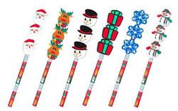 Holiday Pencils