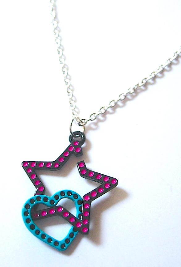Interlocking Charm Necklace