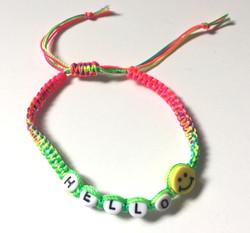 """""""Hello"""" Bracelet"""
