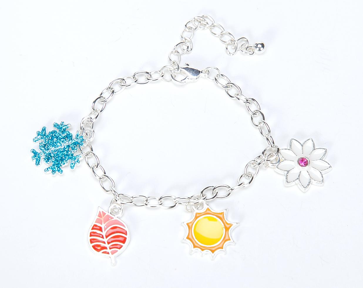 Seasons Charm Bracelet