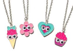 Goggly Eye Necklaces