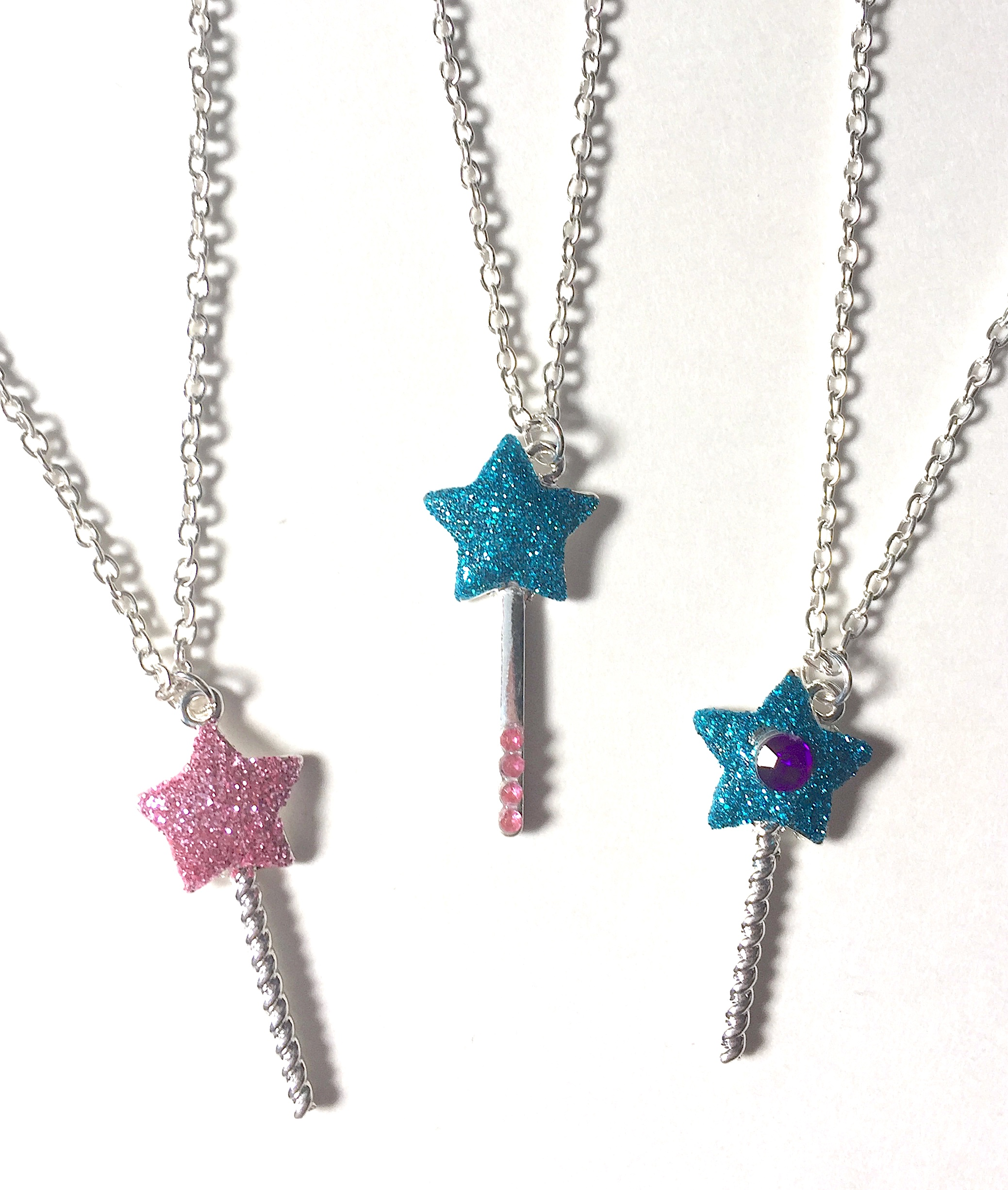 Fairy Wand Necklaces