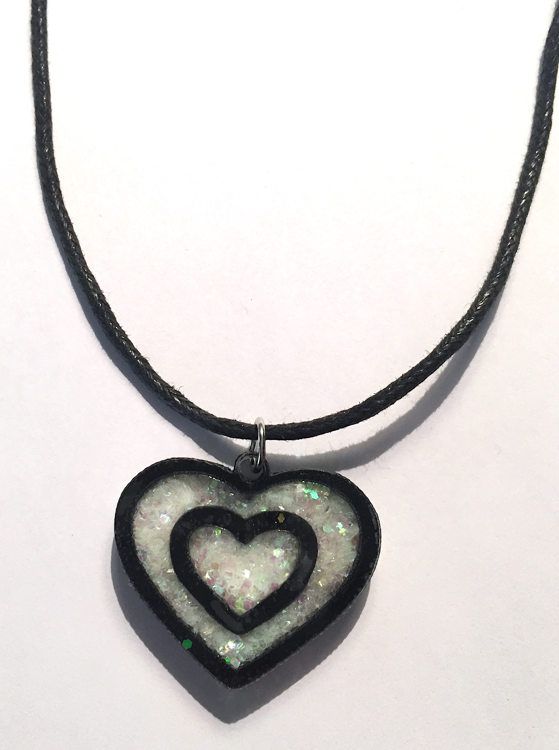 Shaker Heart Necklace