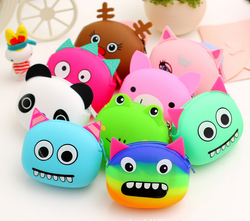 Monster + Animal Pouches