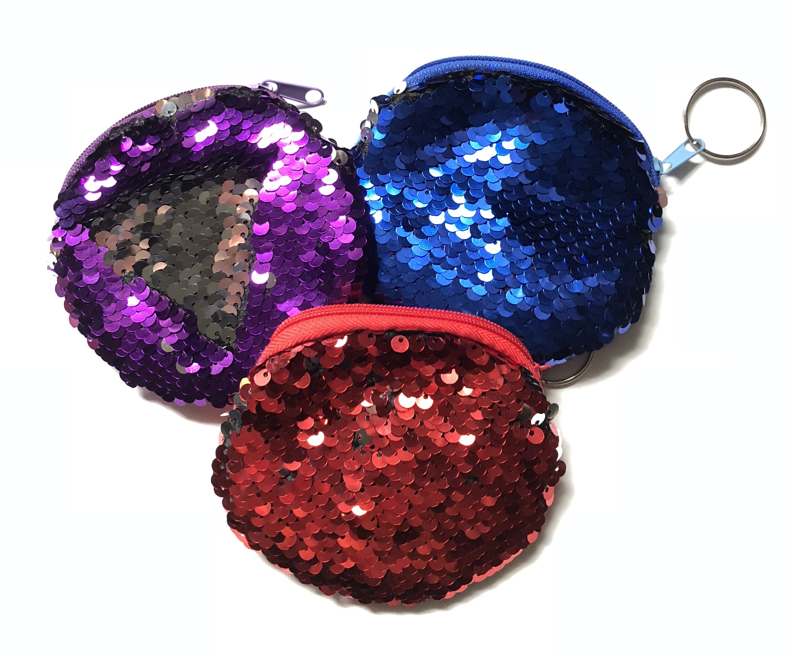 Magic Sequin Coin Purses
