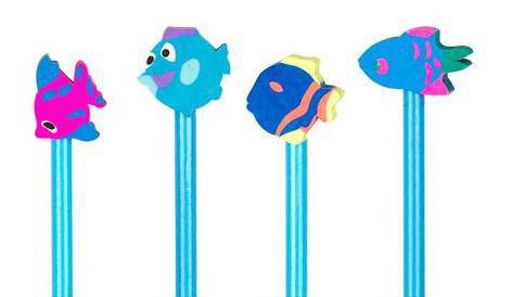 Fish Pencils