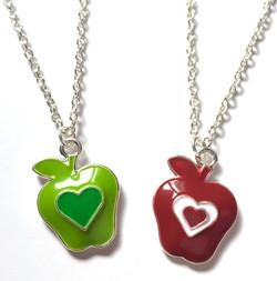 Apple Necklaces