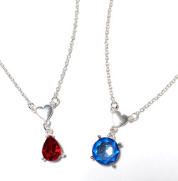 Jeweled Necklaces