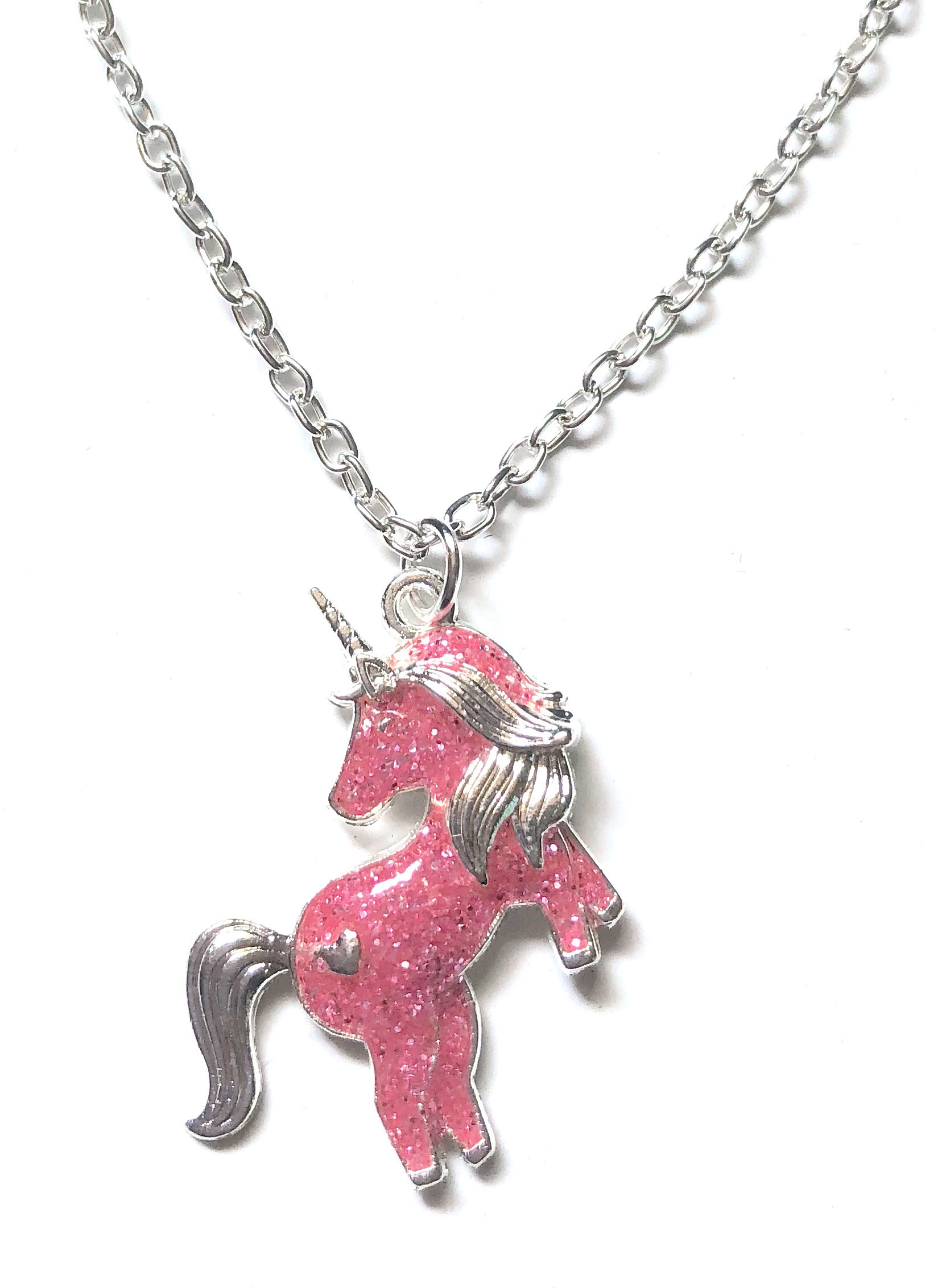 Glitter Unicorn Necklace