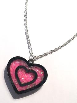 Shaker Heart Necklace