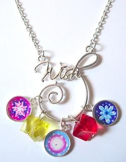 Wish Charm Catcher Necklace