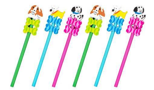Dog Pencils