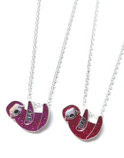 Sloth BFF Necklaces