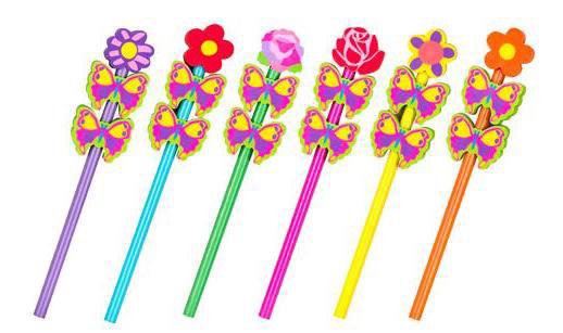 Spring Pencils