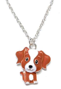 Puppy Necklace