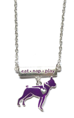Eat-Nap-Play Necklace