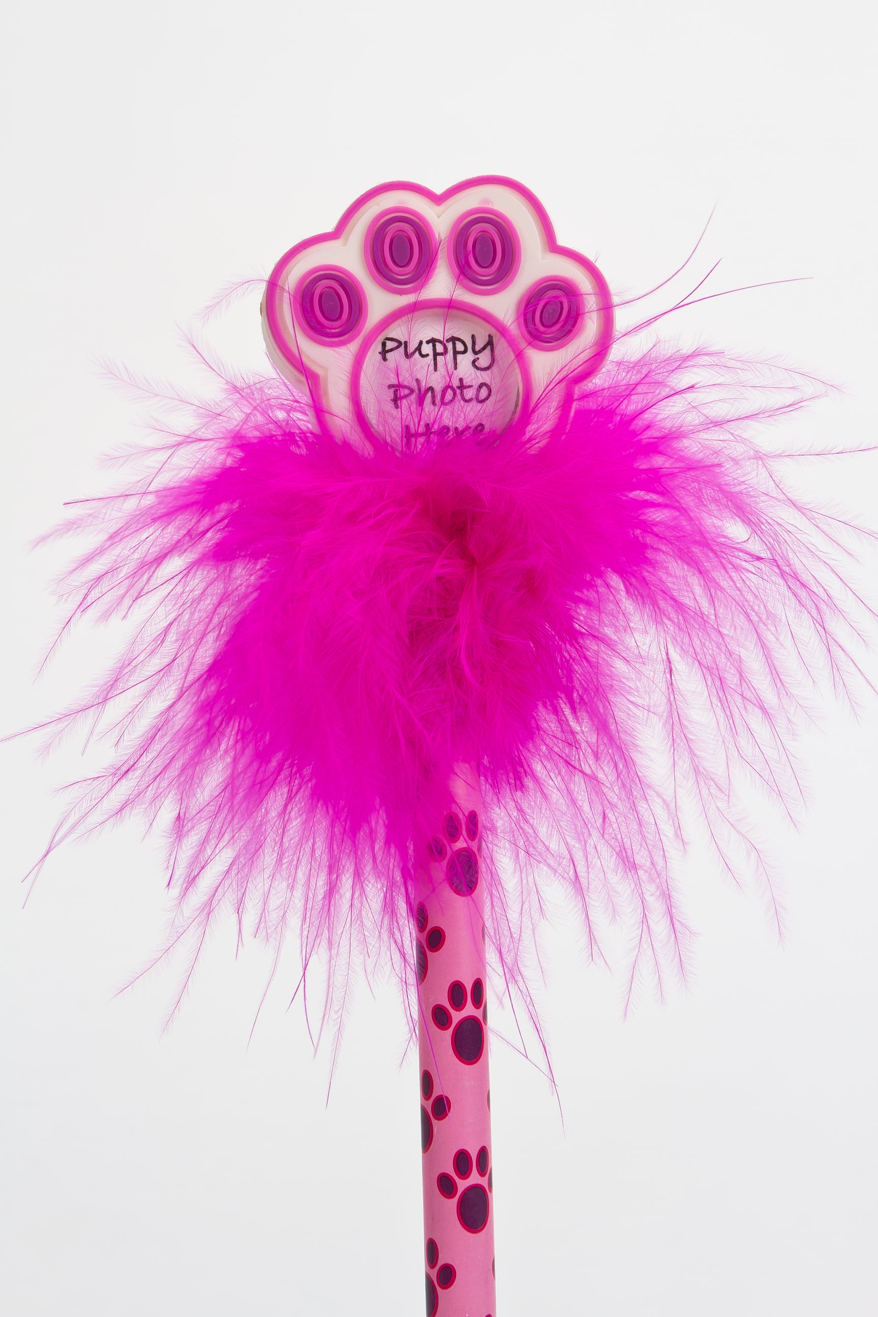 Paw Print Picture Frame Pen