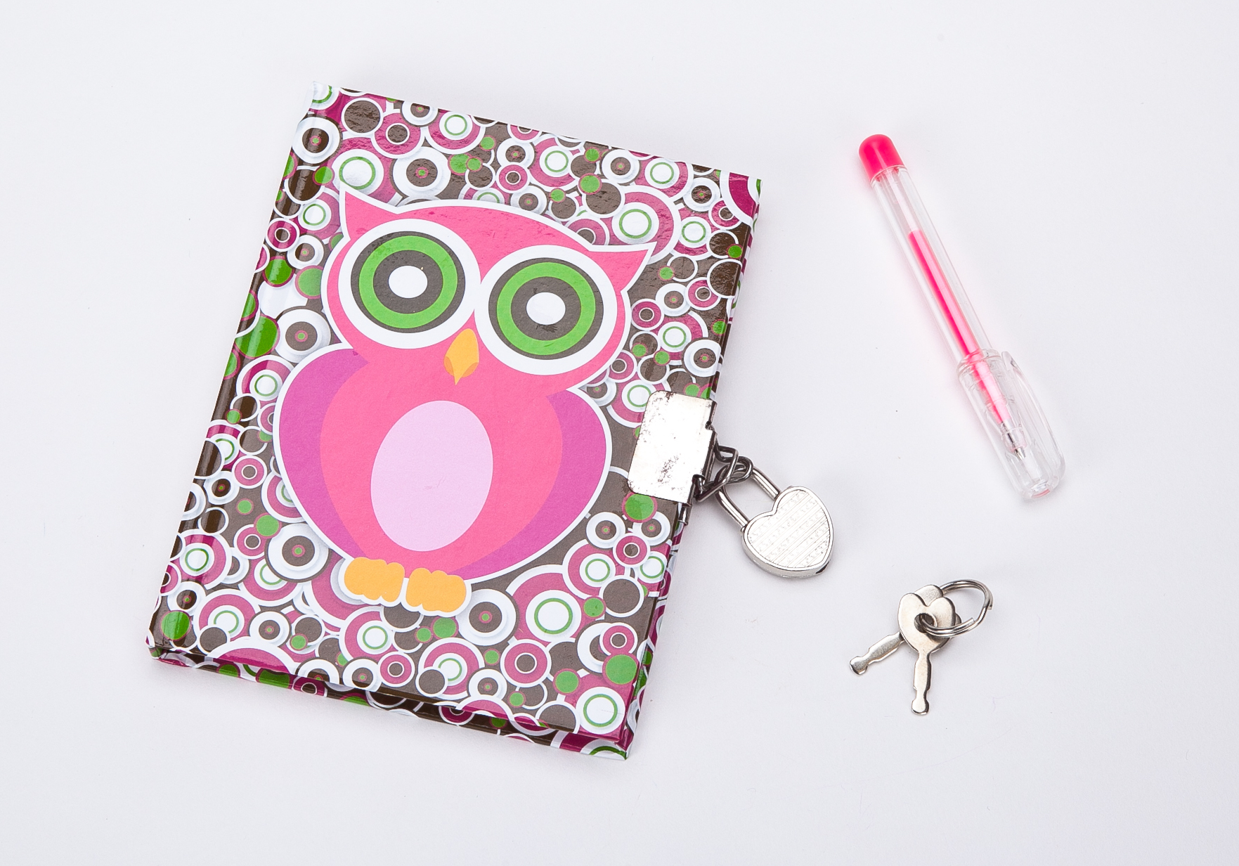 Owl Journal and Pen