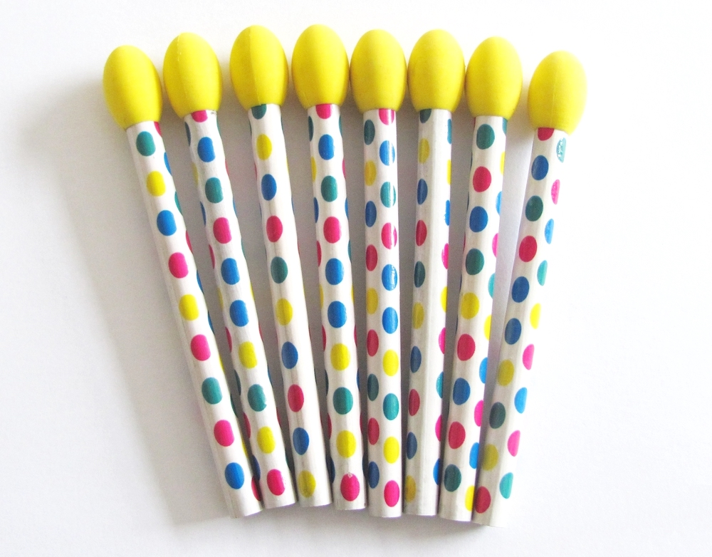 Easter Mini Pencils with Eraser