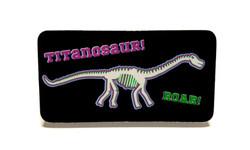 Titanosaur Printed Eraser