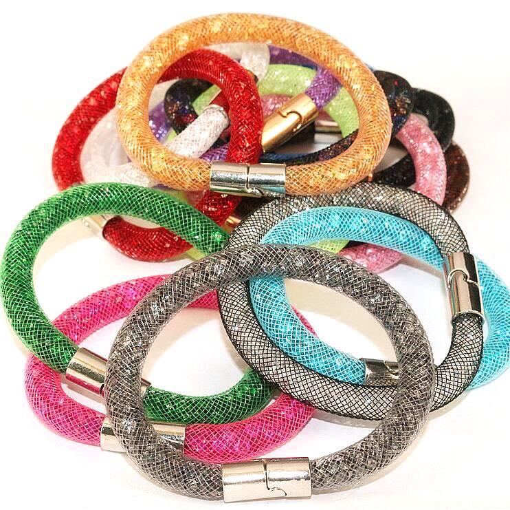 Meshed Bracelets