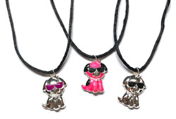 Cool Puppy Necklaces