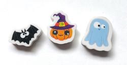 Halloween Eraser Set