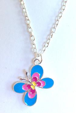 Fluttery Butterfly Necklace