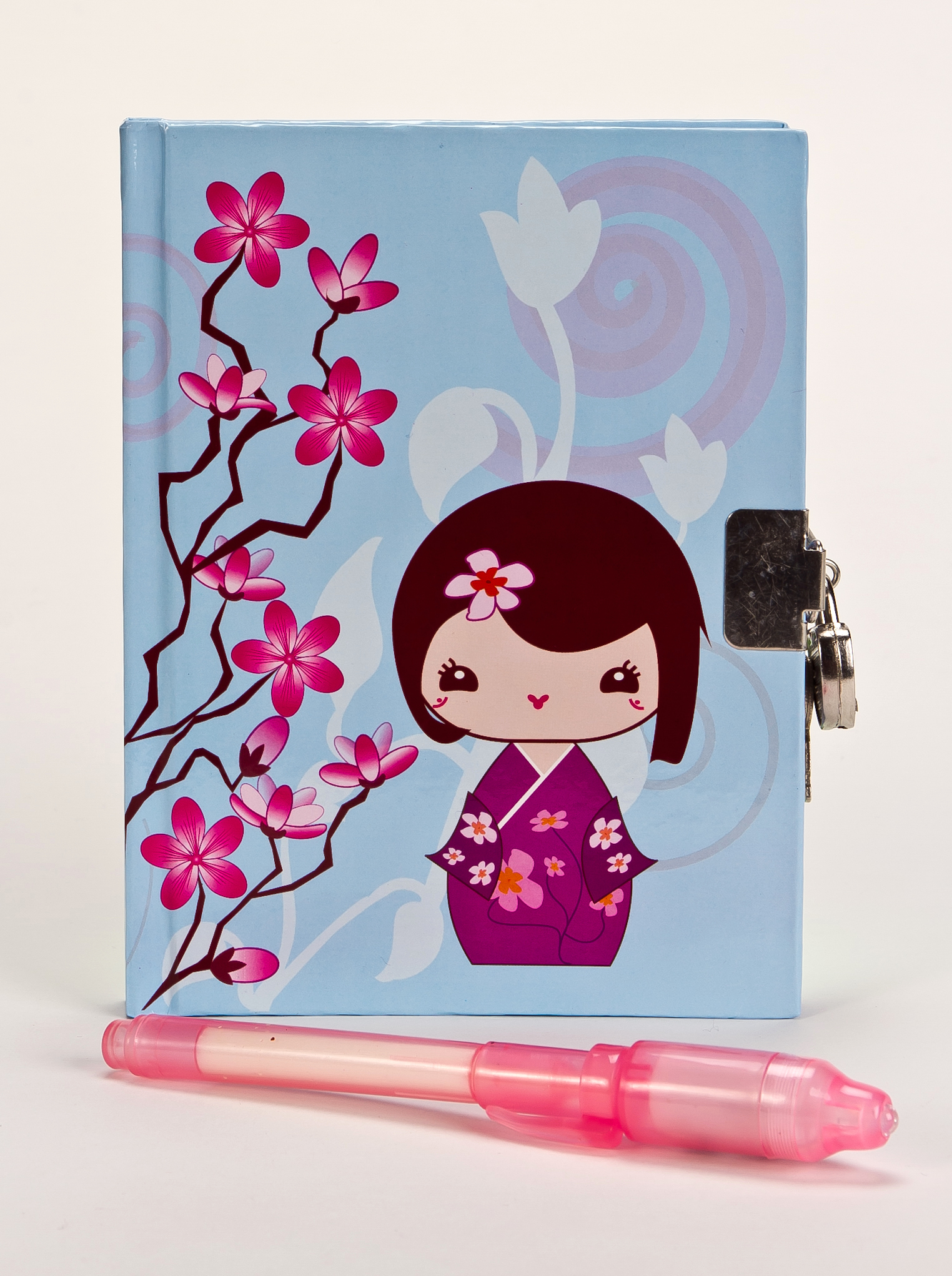 Cherry Blossom Journal and Pen
