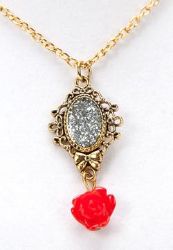 Fairytale Mirror Necklace