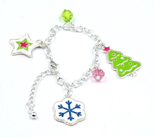 Holiday Charm Bracelet