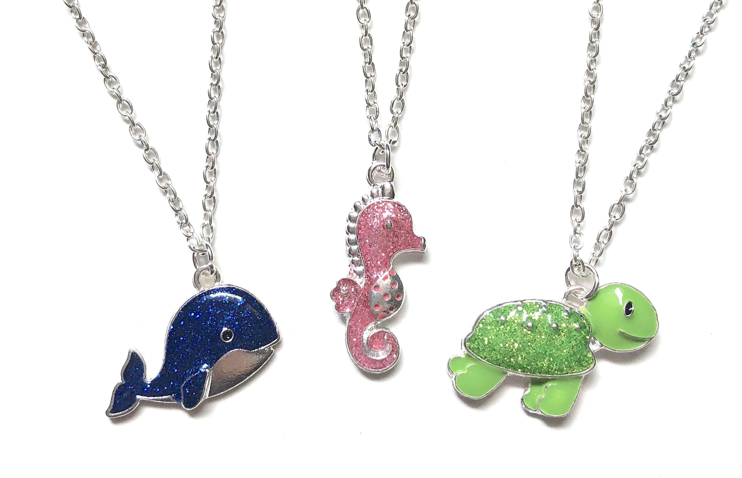 Sea Life Necklaces