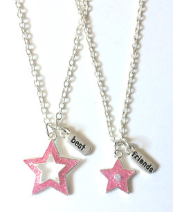 BF Star Necklaces