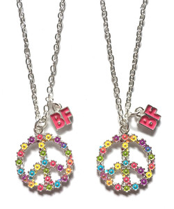 BF Peace Necklaces