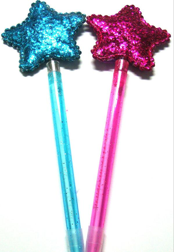 Sequin Star Pens