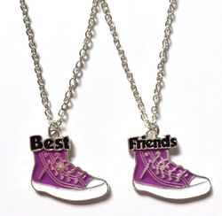 BF Shoe Necklace