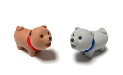 Puppy Pals Erasers