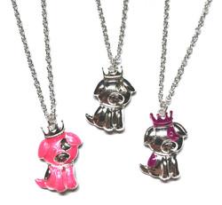 Royal Puppy Necklaces