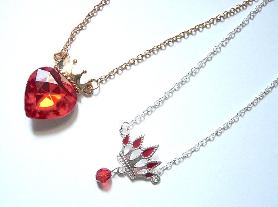Crown Necklaces