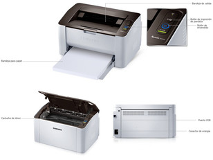 Alquiler Impresora Samsung SL-2020