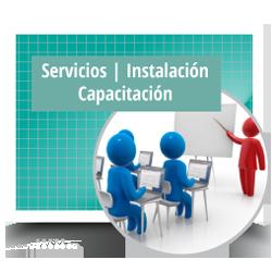 Servicios, Instalaciones y Capacitación