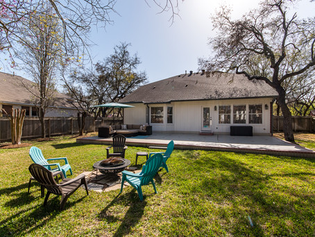 Cedar Park Real Estate Photography Listing is Live