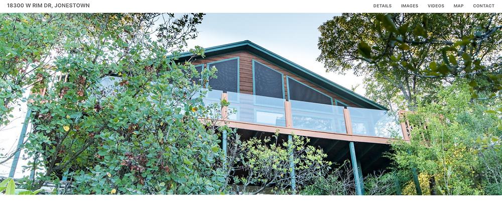Real Estate Property Listing Austin Texas area