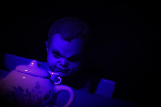 Tea. Hot. Earl Graveyard.