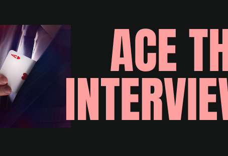 Introducing Ace the Interview Challenge!