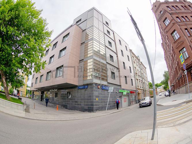 Здание на Таганской