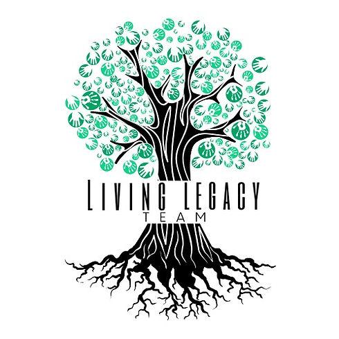 Living Legacy Team Logo Houston Realtors