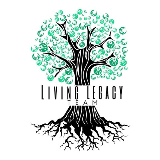 Living Legacy Team Logo Houston Realtors